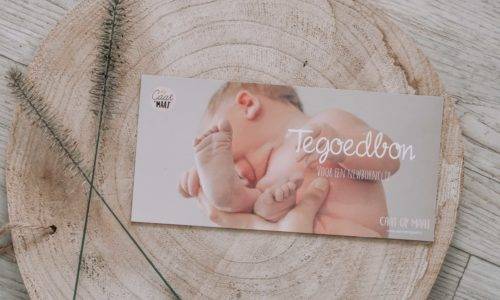 Tegoedbon newborns